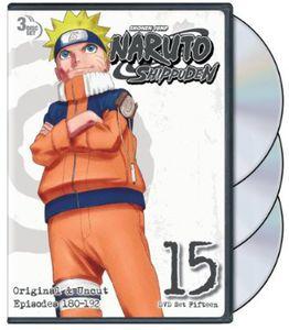 Naruto Shippuden: Uncut Set 15