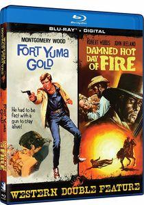 Fort Yuma Gold (aka For a Few Extra Dollars) /  Damned Hot Day of Fire (aka Gatling Gun)