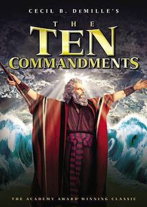 The Ten Commandments , James Coburn