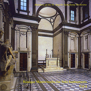 Baroque Masterworks for Solo Instruments 4