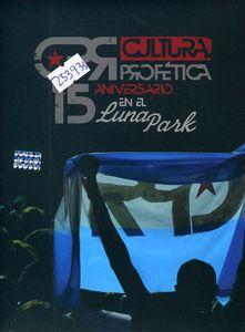 15 Aniversario en El Luna Park [Import]