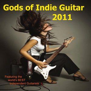 Gods of Indie Guitar-2011 /  Various
