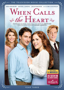 When Calls the Heart: The Television Movie Collection Year Three