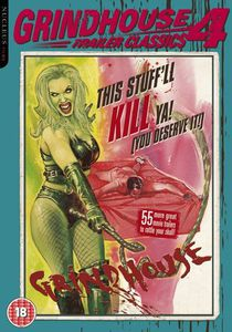 Grindhouse Trailer Classics 4 [Import]