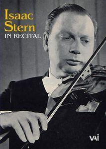 Isaac Stern in Recital