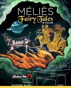 Méliès Fairy Tales in Color