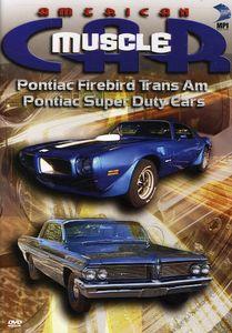 American Musclecar: Pontiac Firebird Trans Am &
