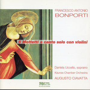 6 Motets for Solo Voice & Violin
