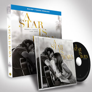A Star Is Born Blu-ray Bundle