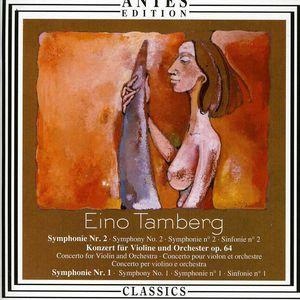 Symphonies 1 & 2 /  Violin Concerto Op 64