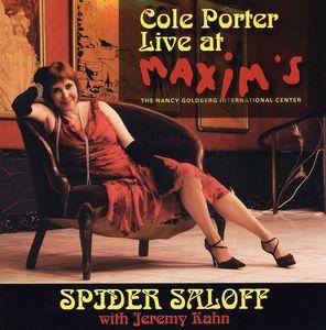 Cole Porter Live at Maxim's