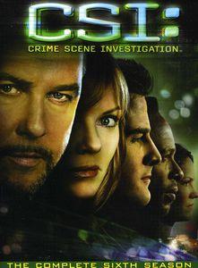 CSI: Season 6 (DVDSe)
