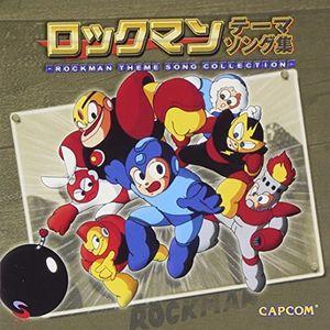 Rockman Theme Song (Original Soundtrack) [Import]
