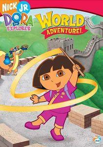 Dora The Explorer: World Adventure! [Checkpoint] [Full Screen] [Animated]