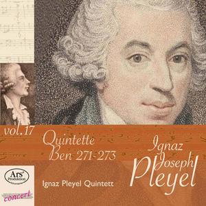 Pleyel: String Quintets, Ben. 271-273, Vol. 17