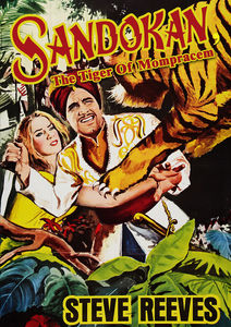 Sandokan, The Tiger of Mompr