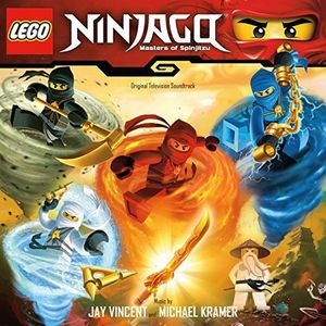 Lego: Ninjago: Masters of Spinjitzu: Season One (Original Soundtrack)