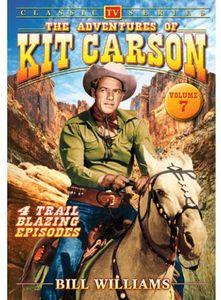 The Adventures of Kit Carson: Volume 7