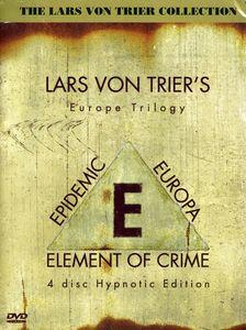 Europe Trilogy: Element Of Crime /  Epidemic [Import]