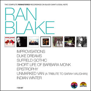 Ran Blake - the Complete Remastered Recordings