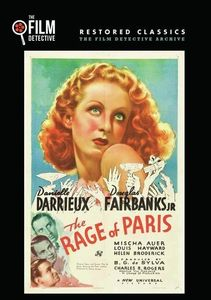 The Rage of Paris