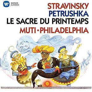 Stravinsky: Petrushka & la Sacre de