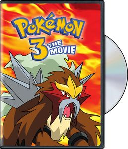 Pokemon the Movie 3: Spell of the Unown