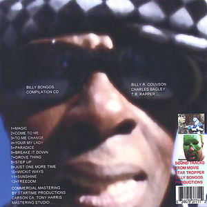 Bongos Compilation CD