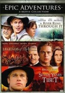 Epic Adventures: 3-Movie Collection