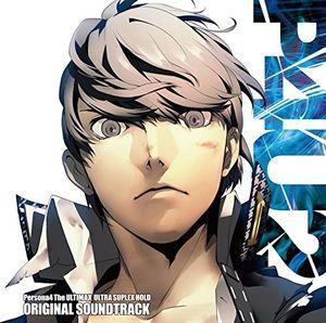 Persona4 The Ultimax Ultra Supld (Original Soundtrack) [Import]