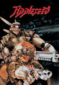 Appleseed Original 1988 Ova Series
