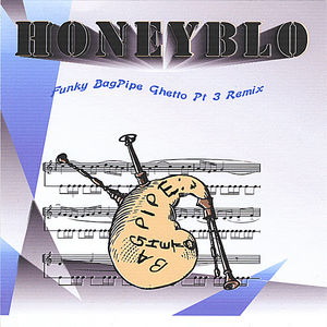 Funky Bagpipe Ghetto PT.1&3 Live Remix