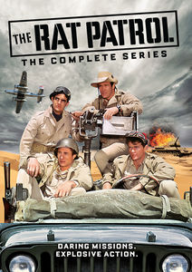 The Rat Patrol: The Complete Series