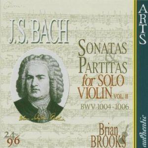 Complete Sonatas & Partitas for Solo Violin 2