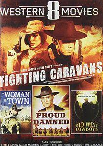 8-Movie Western Pack: Volume 8