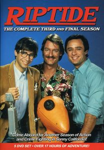 Riptide: The Complete Third and Final Season [Import]