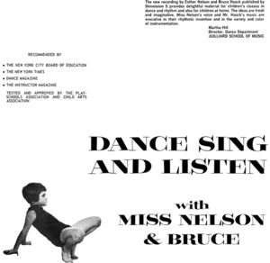 Dance Sing & Listen