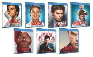 Dexter: Seven Season Pack