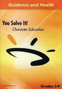 You Can Solve It Character Education