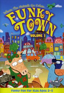 Where The Animals Go Urban: Funky Town, Vol. 1
