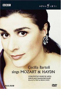 Cecilia Bartoli Sings Mozart & Haydn