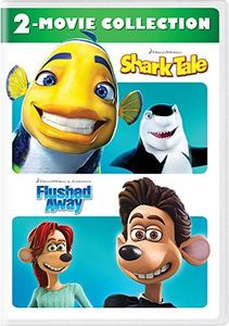 Shark Tale/ Flushed Away: 2-Movie Collection