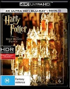 Harry Potter and the Half-Blood Prince [Import]