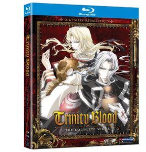 Trinity Blood: Complete Series