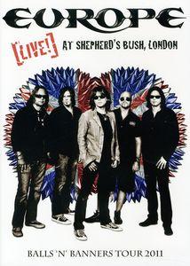Live! At Shepherd's Bush, London