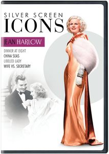 Silver Screen Icons: Jean Harlow