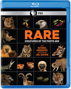 Rare: Creatures of the Photo Ark