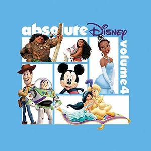 Absolute Disney, Vol. 4 (Various Artists)
