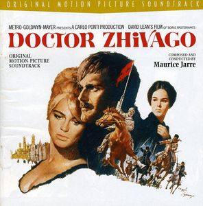 Doctor Zhivago (Original Motion Picture Soundtrack) [Import]