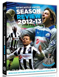 Newcastle United Season Review 2012/ 13 [Import]